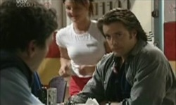 Joe Scully, Drew Kirk in Neighbours Episode 3912