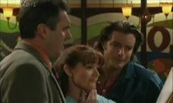 Karl Kennedy, Susan Kennedy, Drew Kirk in Neighbours Episode 3913