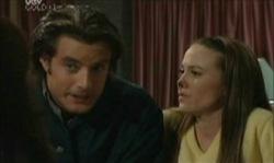 Drew Kirk, Libby Kennedy in Neighbours Episode 3913