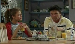 Felicity Scully, Joe Scully in Neighbours Episode 3918