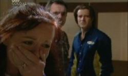 Drew Kirk, Karl Kennedy, Susan Kennedy in Neighbours Episode 3920