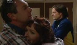 Drew Kirk, Susan Kennedy, Karl Kennedy in Neighbours Episode 3921