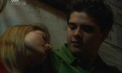 Matt Hancock, Felicity Scully in Neighbours Episode 3921