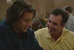 Drew Kirk, Karl Kennedy in Neighbours Episode 3923
