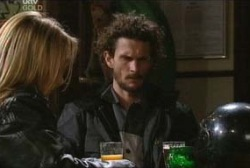 Steph Scully, Mitch Foster in Neighbours Episode 3923