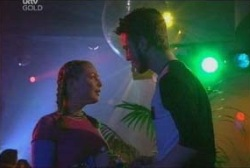 Michelle Scully, Zac Shaw in Neighbours Episode 3923