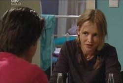 Drew Kirk, Steph Scully in Neighbours Episode 3928