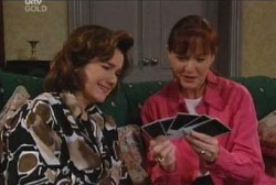 Lyn Scully, Susan Kennedy in Neighbours Episode 3928