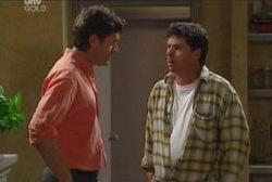 Evan Hancock, Joe Scully in Neighbours Episode 3934