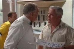 Harold Bishop, Lou Carpenter in Neighbours Episode 3934
