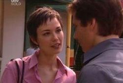 Serena Lucas, Darcy Tyler in Neighbours Episode 3935