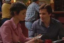 Darcy Tyler, Serena Lucas in Neighbours Episode 3935