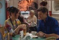 Genevieve Murdoch, Evan Hancock in Neighbours Episode 3935