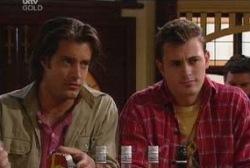 Drew Kirk, Stuart Parker in Neighbours Episode 3935