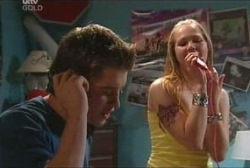 Tad Reeves, Cherry Fox in Neighbours Episode 3936