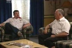 Harold Bishop, Toadie Rebecchi in Neighbours Episode 3936