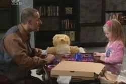 Gregori, Emily Hancock in Neighbours Episode 3936