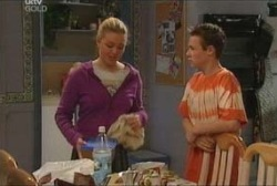 Michelle Scully, Leo Hancock in Neighbours Episode 3937