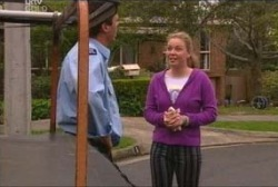 Joe Scully, Michelle Scully in Neighbours Episode 3937