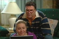 Michelle Scully, Joe Scully in Neighbours Episode 3937
