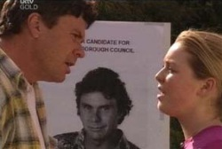 Joe Scully, Michelle Scully in Neighbours Episode 3944