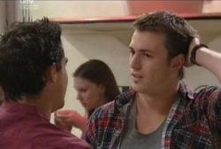 Matt Hancock, Stuart Parker in Neighbours Episode 3944