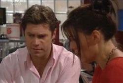 Evan Hancock, Genevieve Murdoch in Neighbours Episode 3944