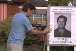 Evan Hancock in Neighbours Episode 3946