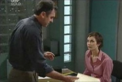 Karl Kennedy, Serena Lucas in Neighbours Episode 3946