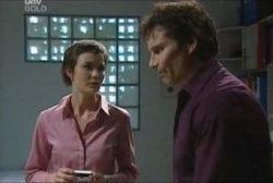 Serena Lucas, Darcy Tyler in Neighbours Episode 3946