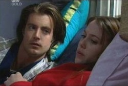 Drew Kirk, Libby Kennedy in Neighbours Episode 3946