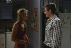 Felicity Scully, Marc Lambert in Neighbours Episode 3947