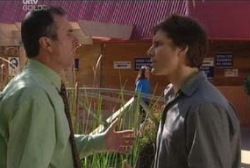 Darcy Tyler, Karl Kennedy in Neighbours Episode 3952