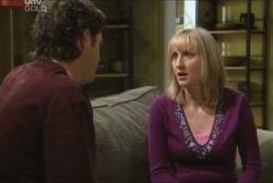 Evan Hancock, Maggie Hancock in Neighbours Episode 3953