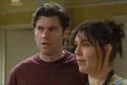 Evan Hancock, Genevieve Murdoch in Neighbours Episode 3953