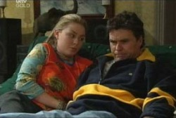 Michelle Scully, Joe Scully in Neighbours Episode 3954