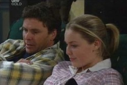 Joe Scully, Michelle Scully in Neighbours Episode 3955