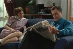 Elly Conway, Karl Kennedy in Neighbours Episode 3956