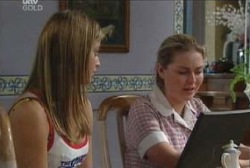 Michelle Scully, Felicity Scully in Neighbours Episode 3956