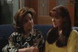 Susan Kennedy, Lyn Scully in Neighbours Episode 3956