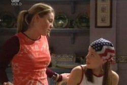Michelle Scully, Elly Conway in Neighbours Episode 3956
