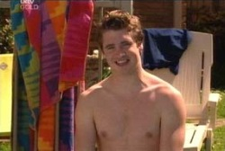 Tad Reeves in Neighbours Episode 3956