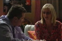 Toadie Rebecchi, Maggie Hancock in Neighbours Episode 3956