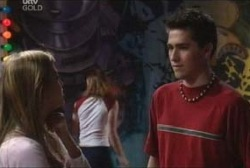 Felicity Scully, Luke Dawson in Neighbours Episode 3957