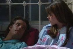 Drew Kirk, Libby Kennedy in Neighbours Episode 3959