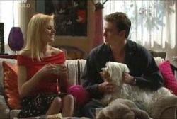 Dee Bliss, Stuart Parker, Bob in Neighbours Episode 3960