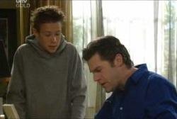 Evan Hancock, Leo Hancock in Neighbours Episode 3960