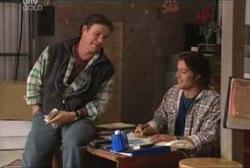 Joe Scully, Drew Kirk in Neighbours Episode 3960