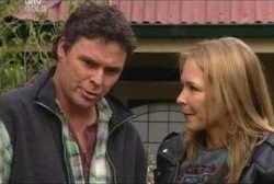 Joe Scully, Steph Scully in Neighbours Episode 3960