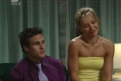 Marc Lambert, Steph Scully in Neighbours Episode 3961